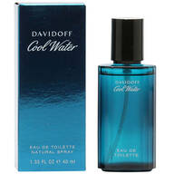 Davidoff Cool Water Men, EDT Spray 1.35oz