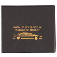 Auto Registration & Insurance Holder