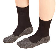 Reflective Heat Socks, 1 Pair
