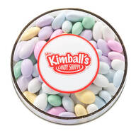 Mini Jordan Almonds Gift Tray by Mrs. Kimball's Candy Shoppe