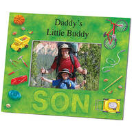 Personalized Lawn Words Son Decorative Photo Frame