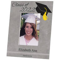 Personalized 2019 Graduation Photo Frame – Vertical