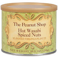 The Peanut Shop® Hot Wasabi Peanuts, 10.5 oz.