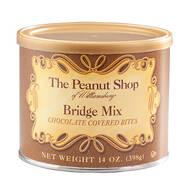 The Peanut Shop® Bridge Mix,  14 oz.