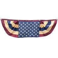 Vintage American Flag Bunting