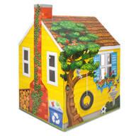 Melissa & Doug® Cardboard Indoor Playhouse