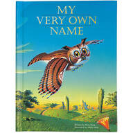 "Personalized ""My Very Own Name"" Storybook"