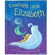 Personalized Goodnight Little Me Storybook