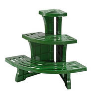 Three-Tier Corner Garden Stand