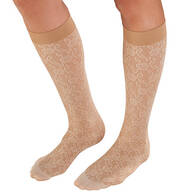 Celeste Stein Lace Compression Socks, 8-15 mmHg