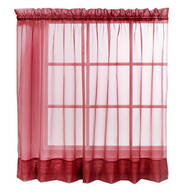 Elegance Voile Rod Pocket Panel