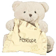 Personalized Gund® My First Teddy™ Peek A Boo™