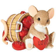 "Charming Tails® ""I Love You a Whole Bushel"""