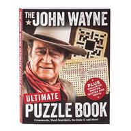 John Wayne Puzzle Book