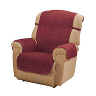 Parker Water-Resistant Sherpa Recliner Protector by OakRidge™