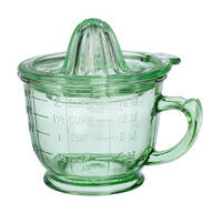 Nostaligia Glass 16oz. Citrus Juicer by Home MarketPlace