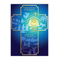 The Nativity Story Christmas Card Set of 20