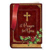 Prayer Card Gift Christmas Card Set of 20