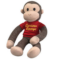 Curious George™ Sock Monkey