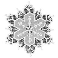 Snowflake Doilies