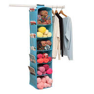 Hanging 5-Section Organizer