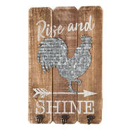 Rise and Shine Rooster Wall Décor