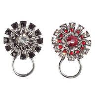 Magnetic Bling Eyeglass Holder, Set of 2