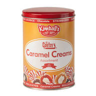 Goetze's Caramel Creams® Tin by Mrs. Kimball's Candy Shoppe™