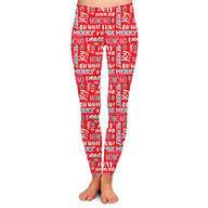 Season's Greetings Leggings