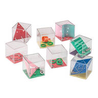Brain Cubes Set of 8