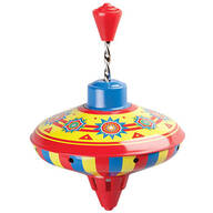 Spinning Tin Top