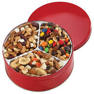 3-Section Trail Mix Tin by Mrs. Kimball's Candy Shoppe™