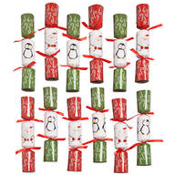 Christmas Crackers, Set of 10