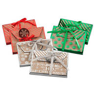 Holiday Craft Gift Card Holders Set of 6