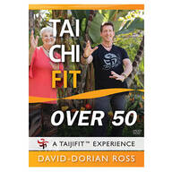 Tai Chi Fit Over 50 DVD