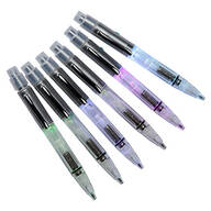 Color Changing LED Light-Up Pens, Set of 6