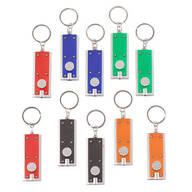 Light Up Keychain Set of 10