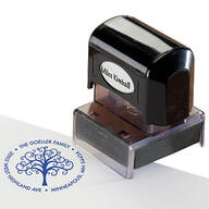 Personalized Family Tree Stamper
