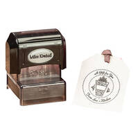 "Personalized ""A Gift for You"" Stamper"