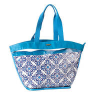 Jack & Missy™ 2-in-1 Blue Tote Bag