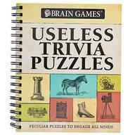 Brain Games™ Useless Trivia Puzzles