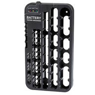 Wall-Mount Battery Tester and Organizer