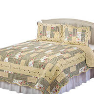 Weston 3-Piece Quilt Set