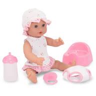 Melissa & Doug® Annie Drink & Wet Doll