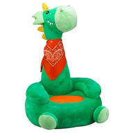 Children's 2-in-1 Dragon Chair with Bandana