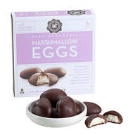 Dark Chocolate Marshmallow Eggs, 3oz.