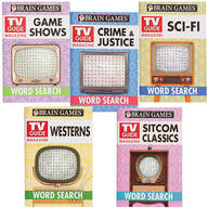 Brain Games® TV Guide Set of 5