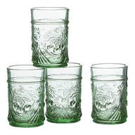 Pressed Juice Glasses by William Roberts™, Set of 4