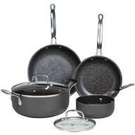 6-Pc. Non-Stick Cooking Set by Home-Style Kitchen™