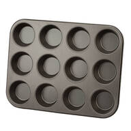 Home Marketplace Commercial Bakeware 14 x 11  12 Muffin Pan